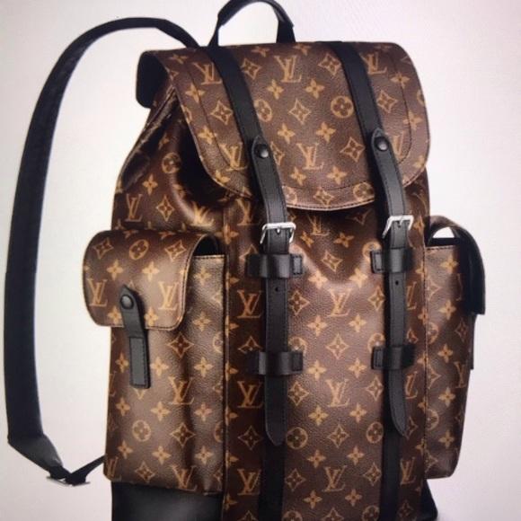 ca563b2c4e0c LV Backpack. NWT. Louis Vuitton